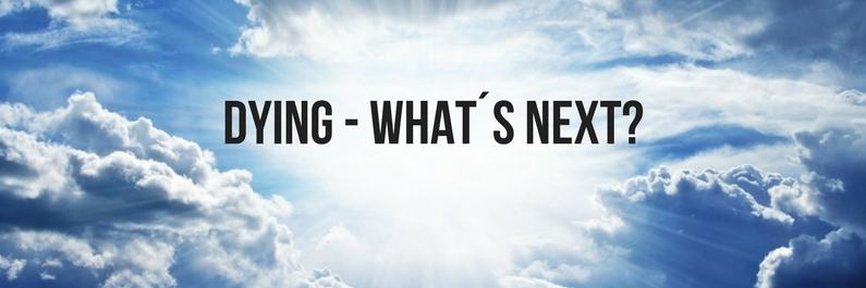 Hva skjer når vi dør?