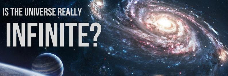 Er Universet egentlig uendelig?